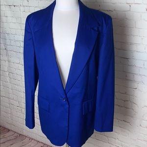Pendleton Classic Wool Tuxedo Blazer